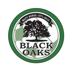 Black Oaks Memorial Badge for Matt Sokol