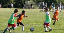 Boys Soccer Black Oaks Academy
