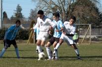 Black Oaks U16 vs Deportivo Santa Rosa