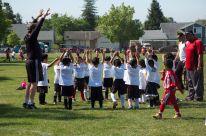 U6 Black Oaks Soccer Team