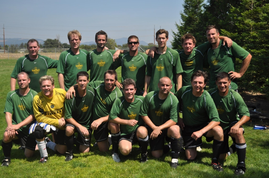 Matt Sokol and the Santa Rosa Black Oaks Soccer Club