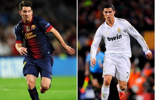 Vote - Messi or Ronaldo - Best Champions League Hat Trick
