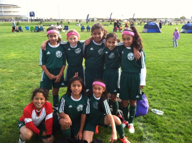 Santa Rosa, California Lady Oaks - Black Oaks Youth Soccer Club