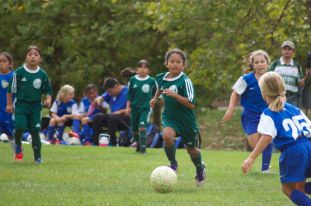 youth soccer in santa rosa, california