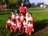 Thank you to Coach Gustavo and Atletico Santa Rosa