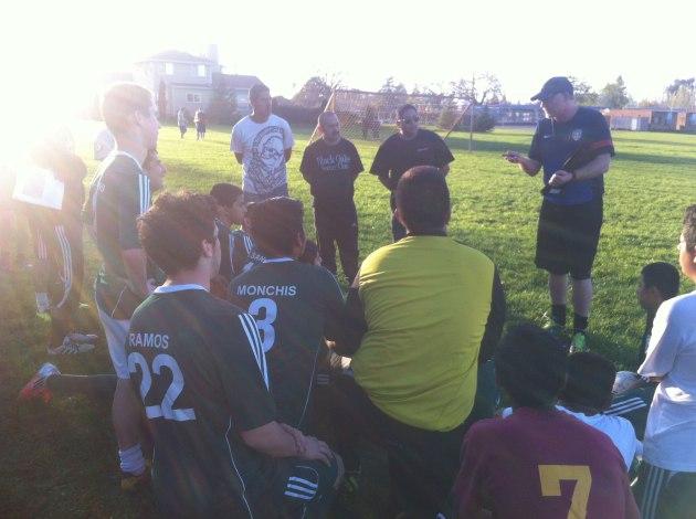 Santa Rosa Black Oaks Soccer Club - Youth Coaching
