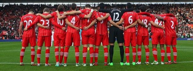 southampton football club - soccer club in English Premier League