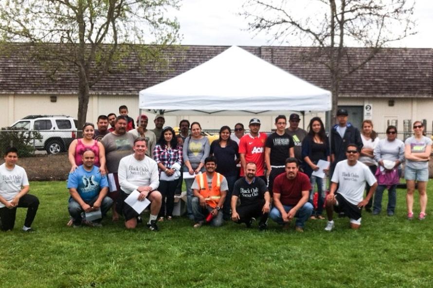 Santa Rosa Black Oaks Youth Soccer Club - Annual Meeting Members