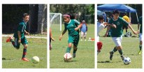 spring league photos of youth soccer
