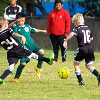 Black Oaks spring soccer league May 1609