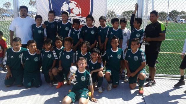 Santa Rosa Black Oaks Youth Soccer Club - Tri Guadalajara